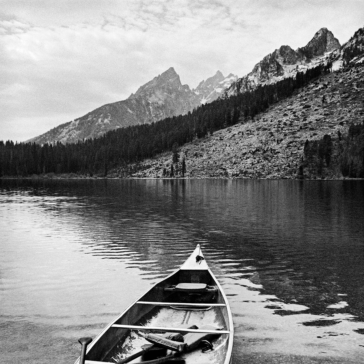 String Lake, Grand Tetons, Wyoming, 1998