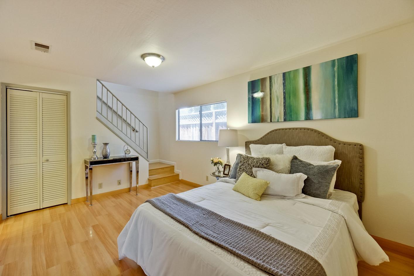 Master Bedroom with Loft