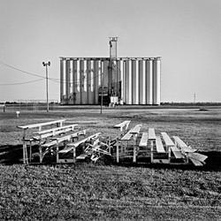 Spartan Grain Elevators, Nebraska, 1998