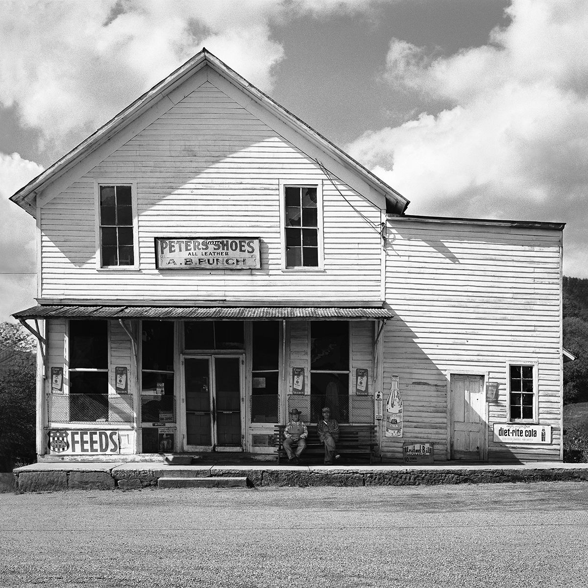 Bunch General Store, 1973