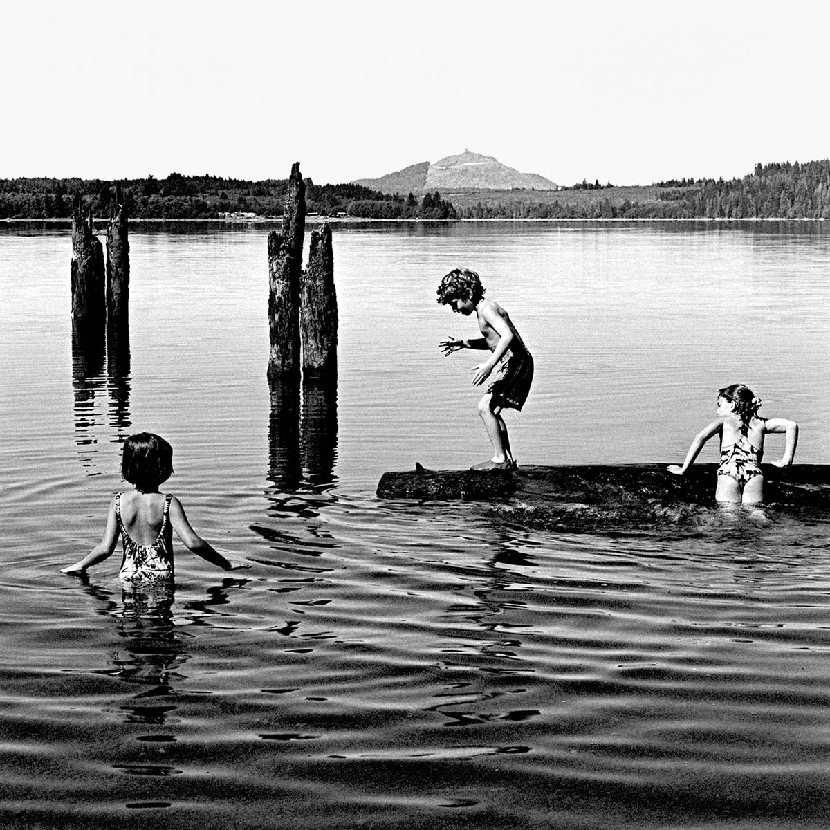 Lake Quinault, Washington, 1997