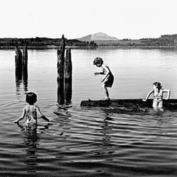 Lake Quinault, Washington, 1997