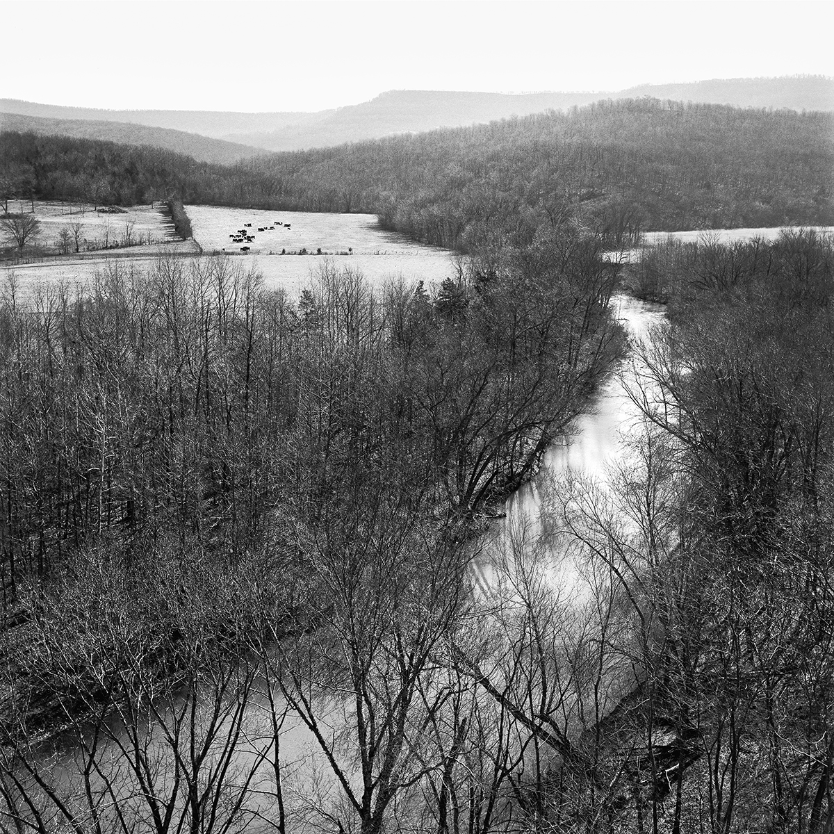 White River, 1970