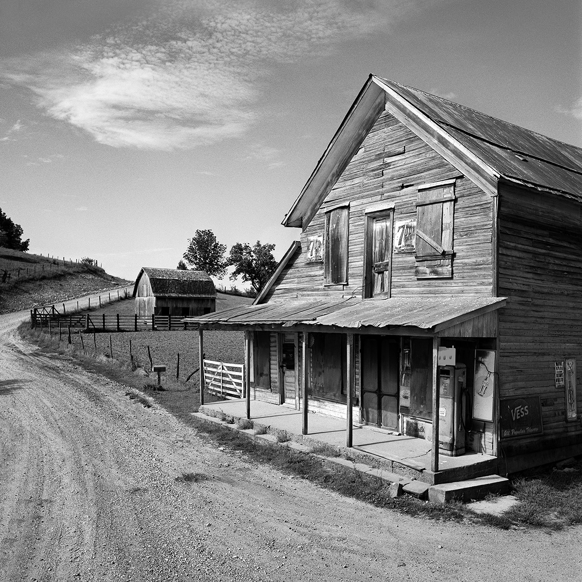 Osage General Store, 1973