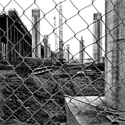 Rebuilding Cypress Freeway, Oakland, California, 1995