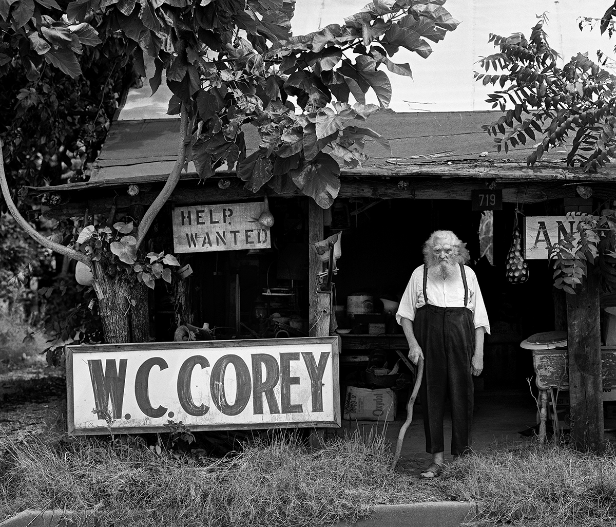 WC Corey, 1968