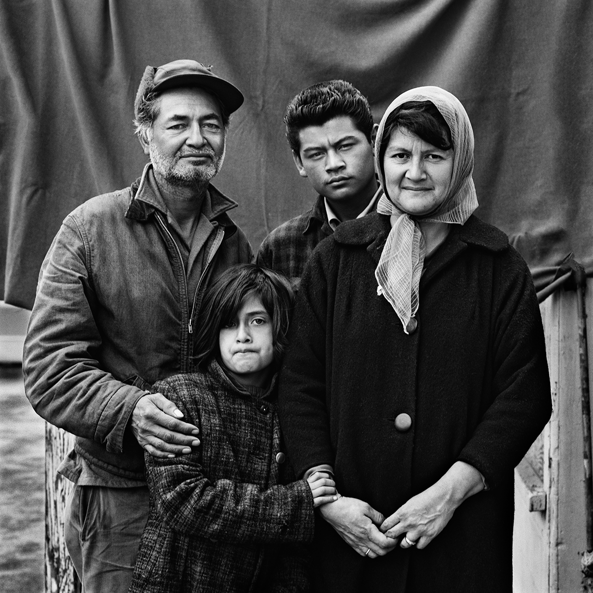 Farmworker Family, 1967