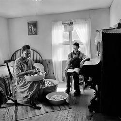 Ed & Eliza Stilley, 1973