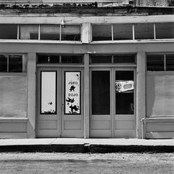 Walnut Grove Judo Storefront, 1968