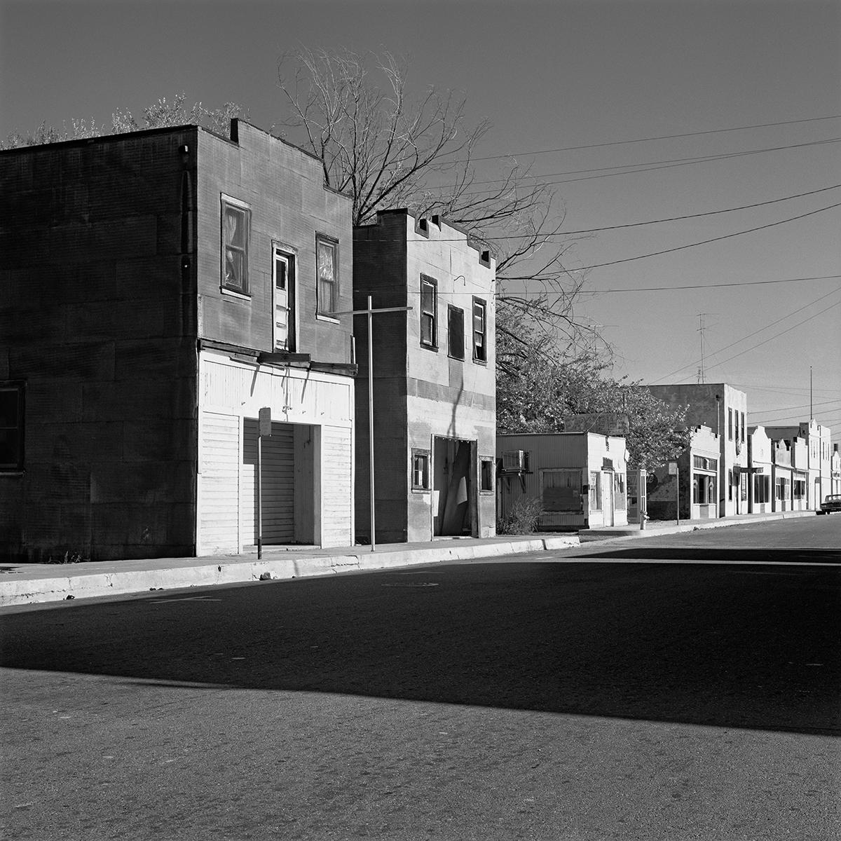 Isleton Main Street, 1969