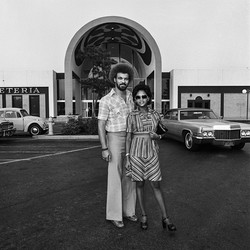 Couple at Shopping Mall #3, 1976