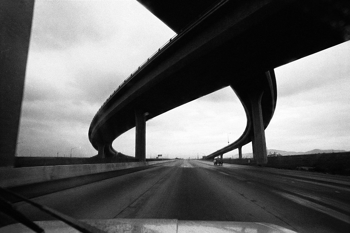 Freeway Interchange #2, 1976