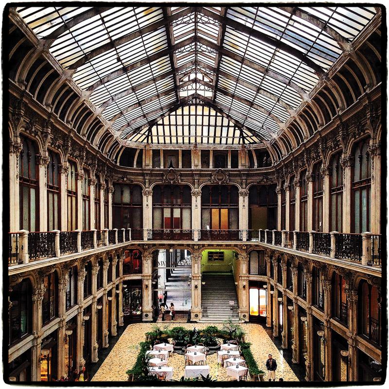 Arcade, Turin, Italy, 2014