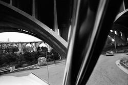 Arroyo Seco Bridges, 1976