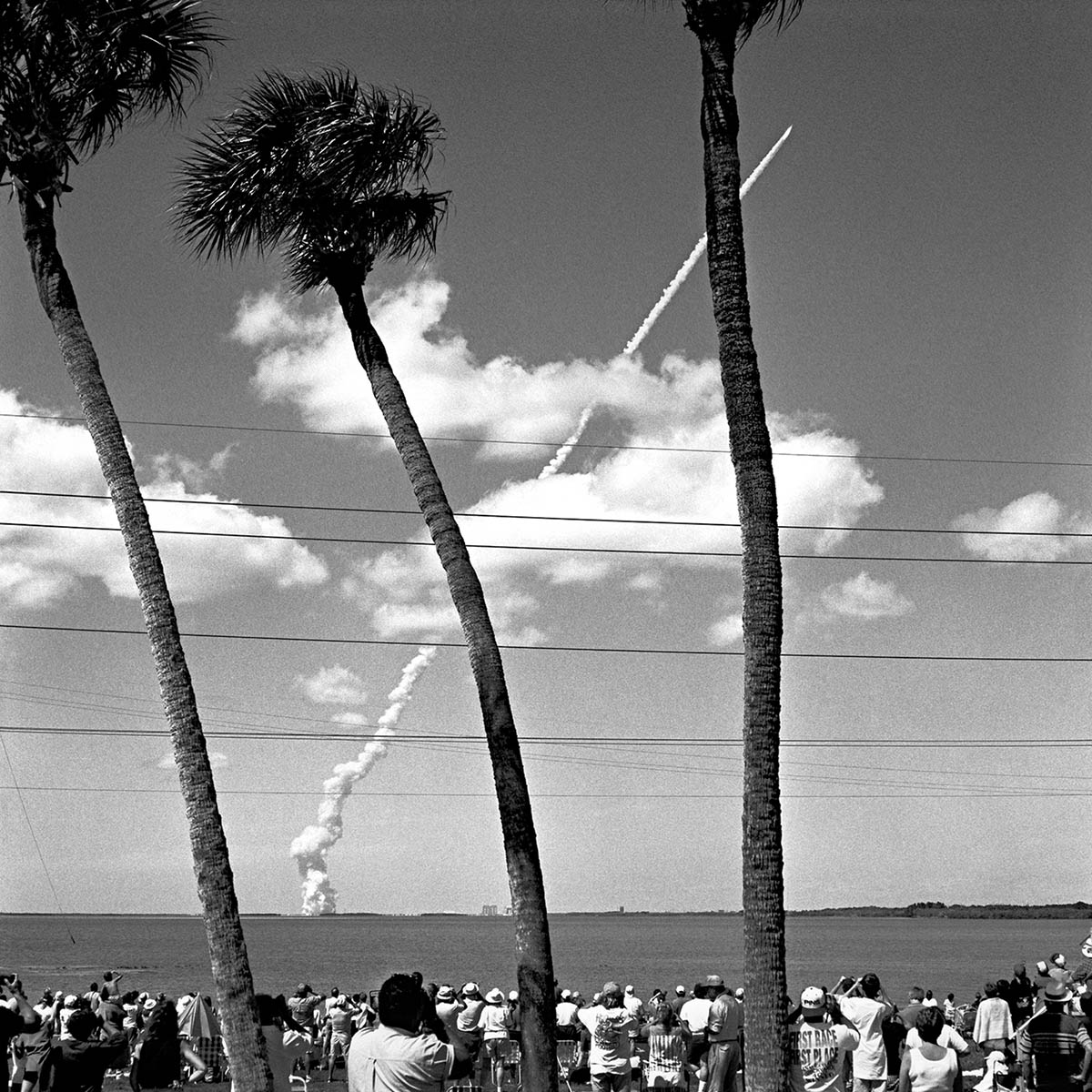 Launch of Columbia Shuttle, Cape Canaveral, Florida, 1998