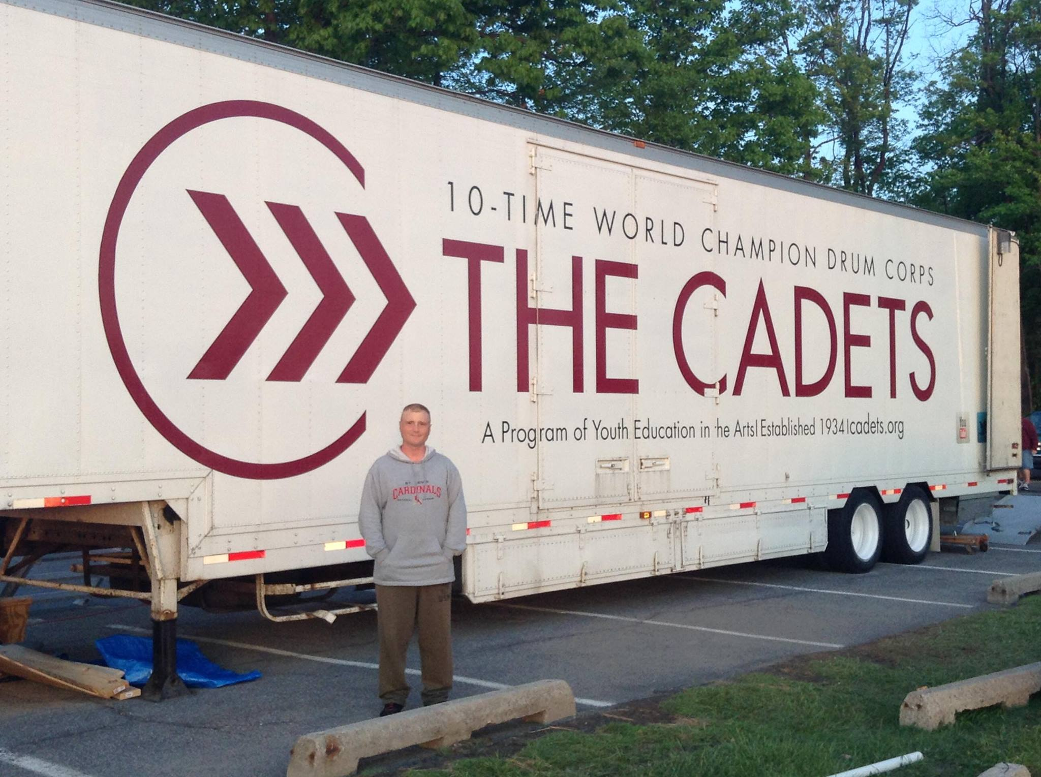 The Cadets Drum and Bugle Corps