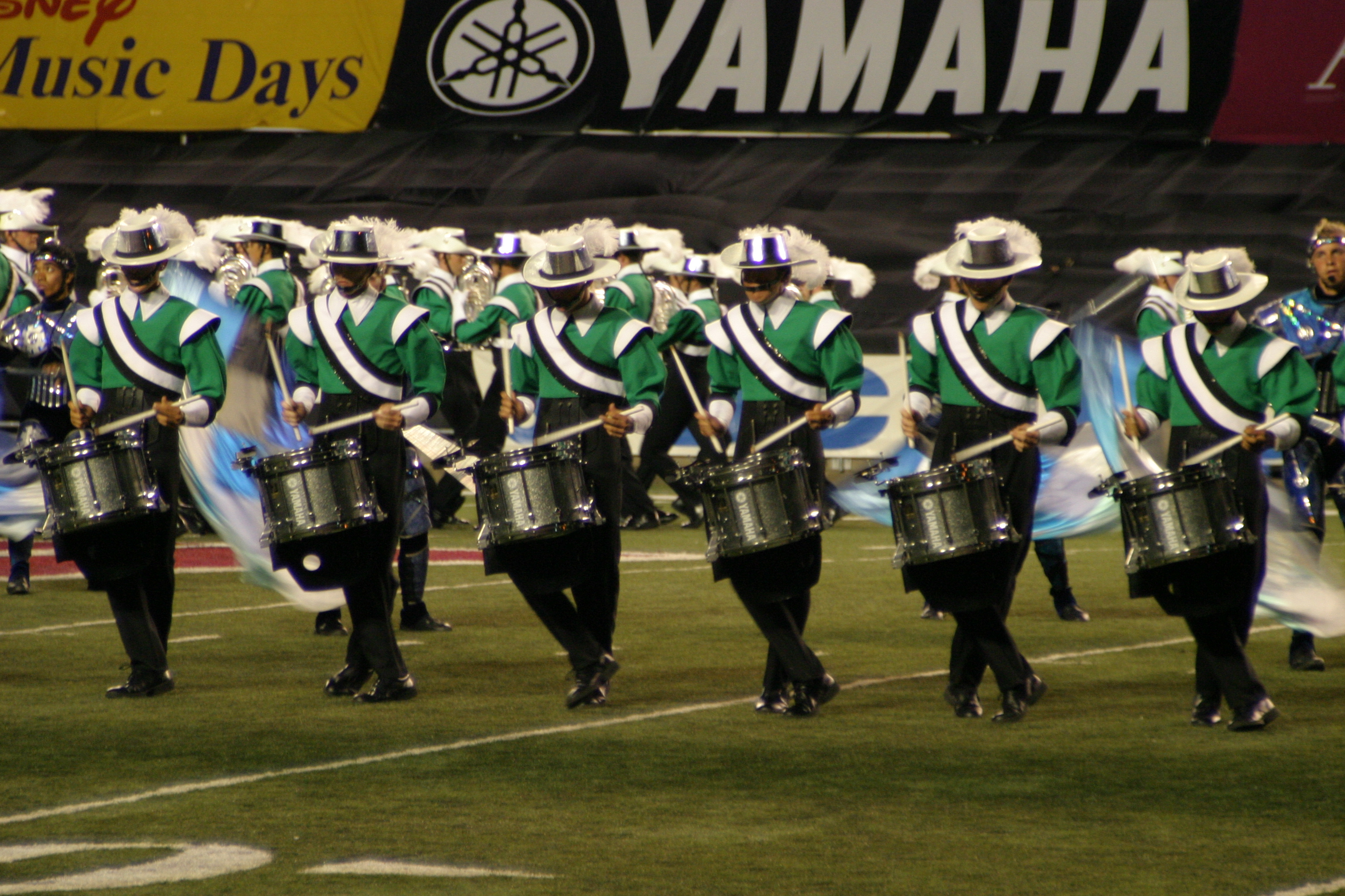 The Cavaliers Drum and Bugle Corps