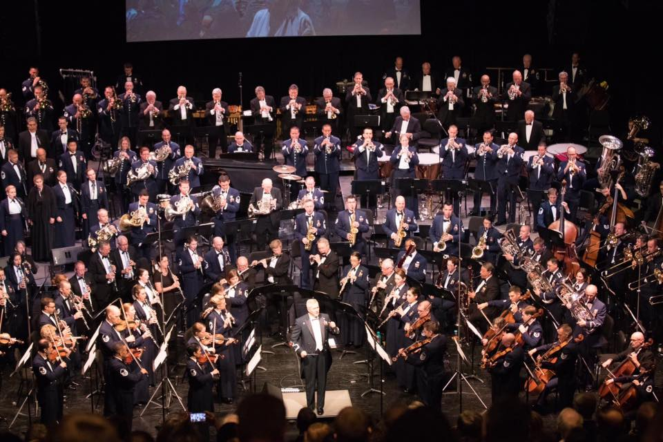 USAF Band 75th Anniversary Concert