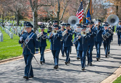 The USAF Band Ceremonial Brass
