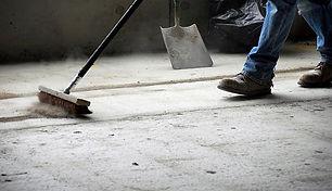 Limpieza pos-construcción