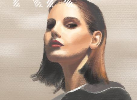 Childhood Pastels Meet High Fashion-  Interview with Artist Nina Weil