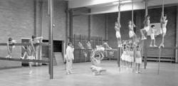 1958 School Gym