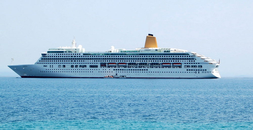 Photo: Cruise Ship