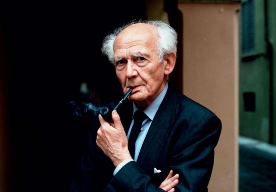 Photo: Zygmunt Bauman