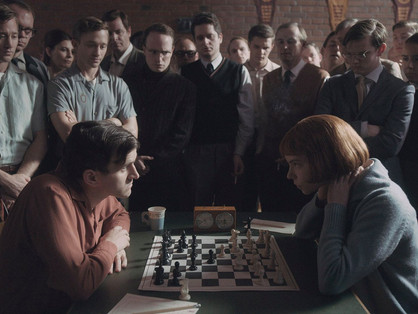 Check Yourself: What 'The Queen's Gambit' can teach us about dramaturgy