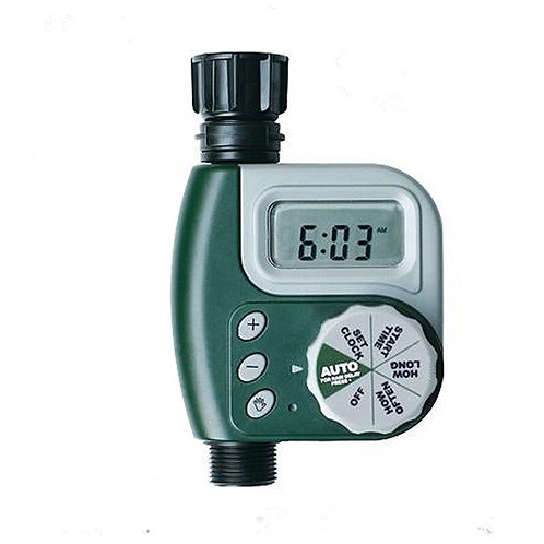 Watering Timer Controller Automatic Irrigation System Digital Display
