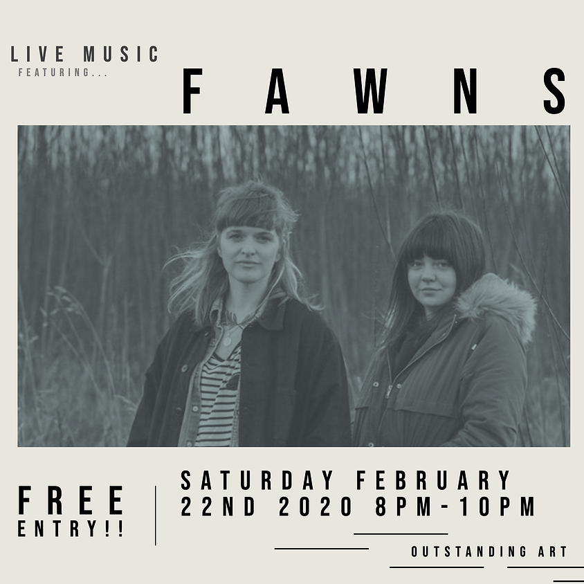 Live Music ft...FAWNS