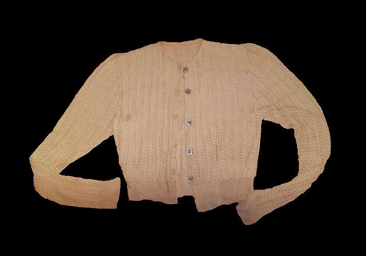 sweater made of fallschirm string.jpg