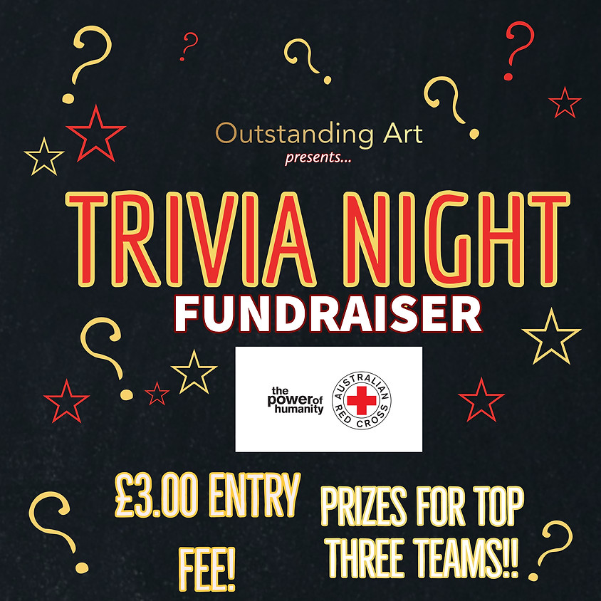Friday Night Trivia at Outstanding Art!