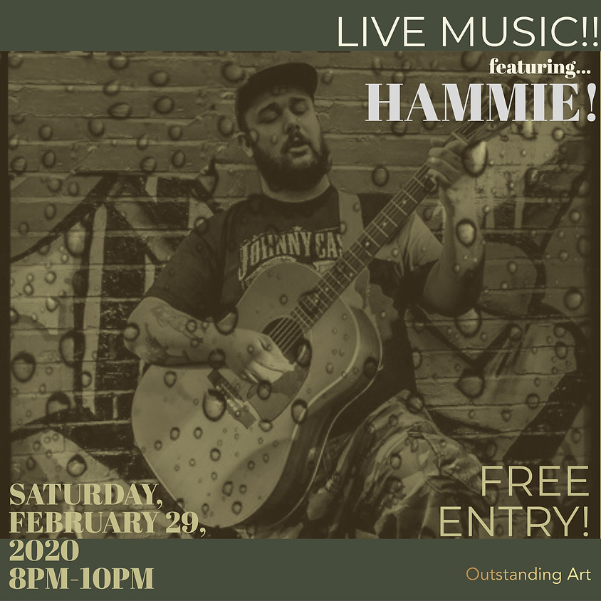 Live Music ft... Hammie
