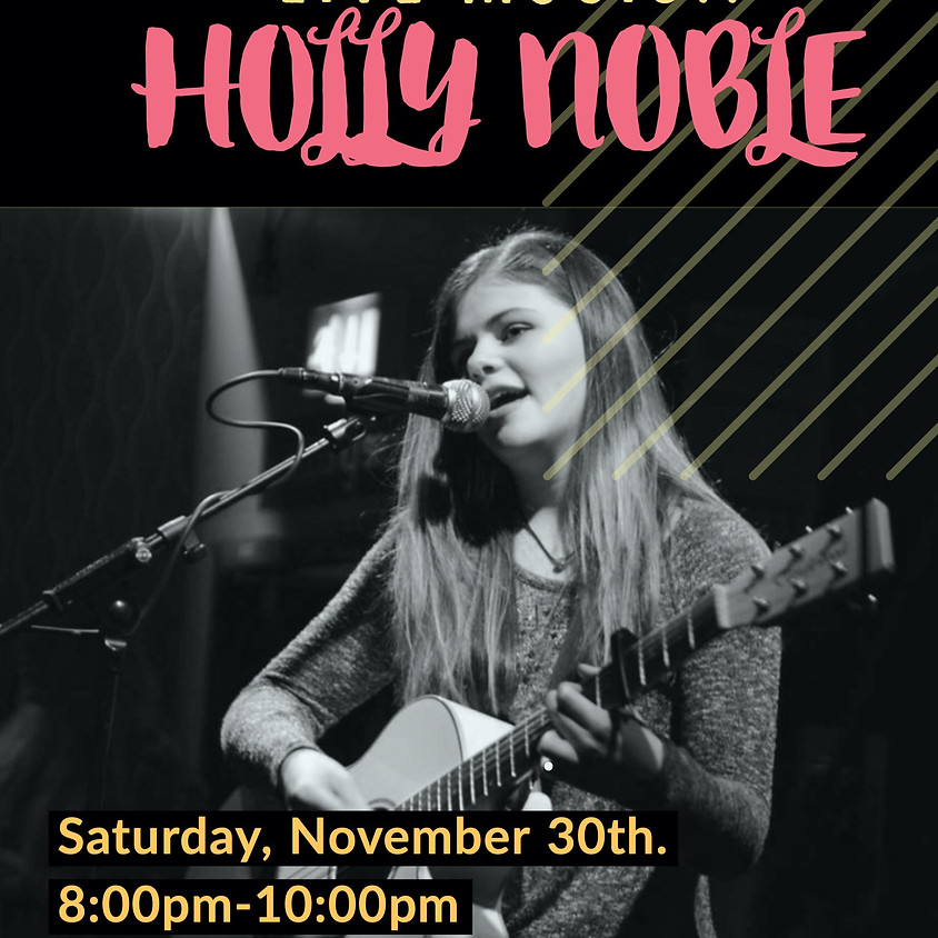 Live Music with Holly Noble