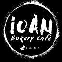 john cafe bakery logo black background-d
