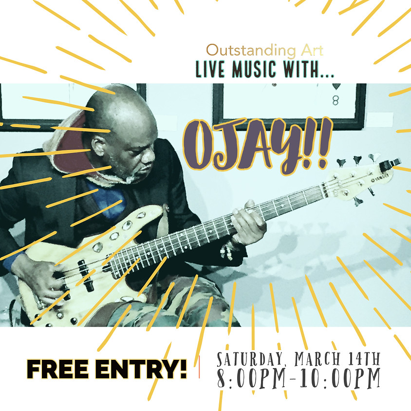 Live Music with Ojay