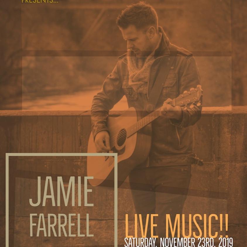 LIVE MUSIC ft. Jamie Farrell