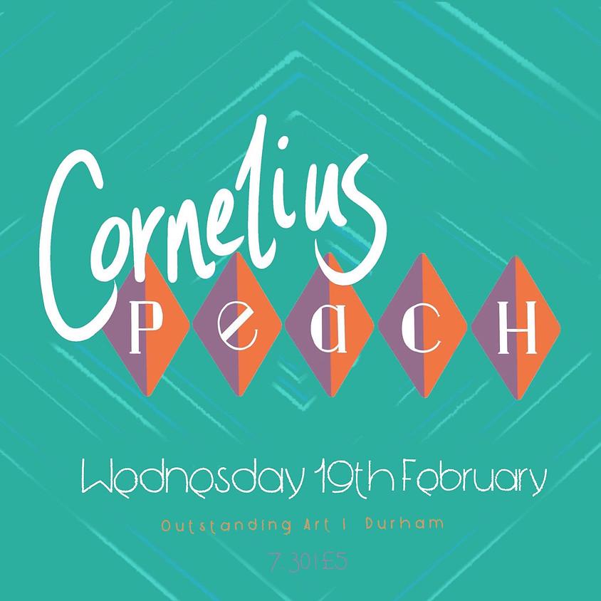 Cornelius Peach Open Mic Night!