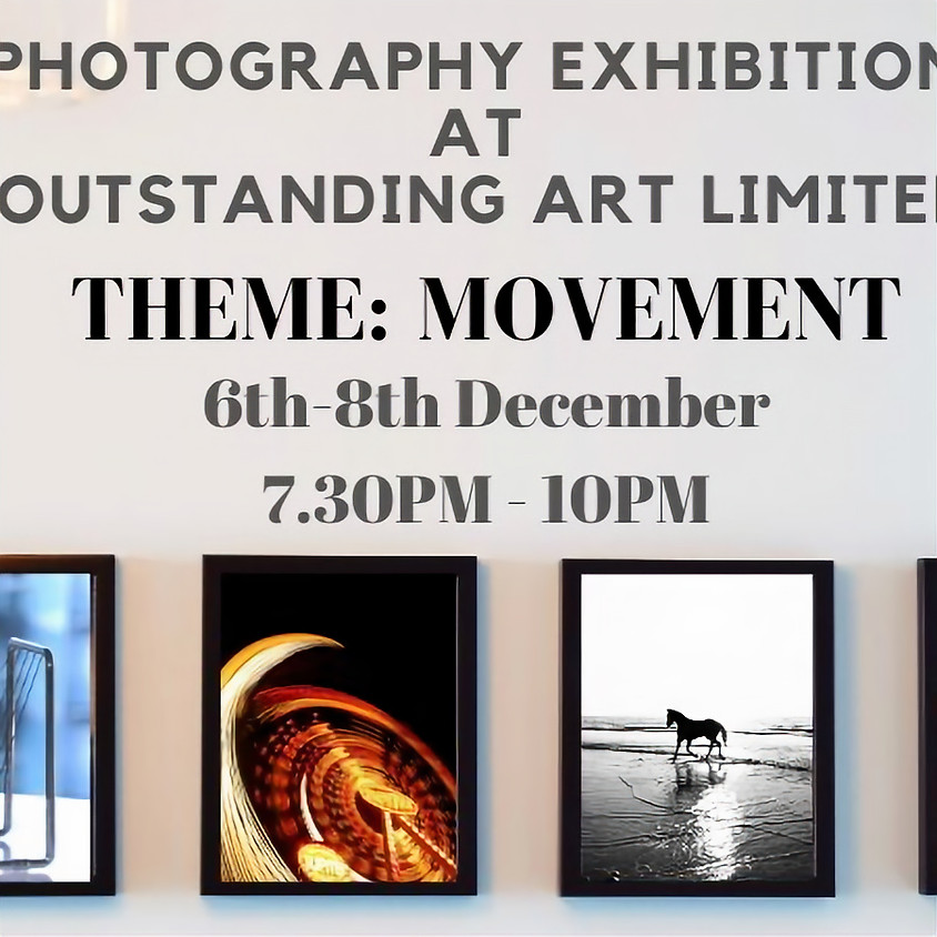 Movement: Pop-up Photography Event