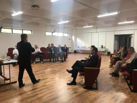 ADCE-SP discute a relação empresa/governo no primeiro café da manhã de 2019