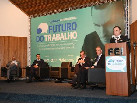 Seminário Internacional Futuro do Trabalho