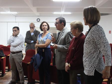 ADCE-SP discute educação com Maria Helena de Almeida Mauad
