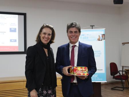 José Ricardo Roriz Coelho realiza palestra na última edição do Café da Manhã da ADCE SP