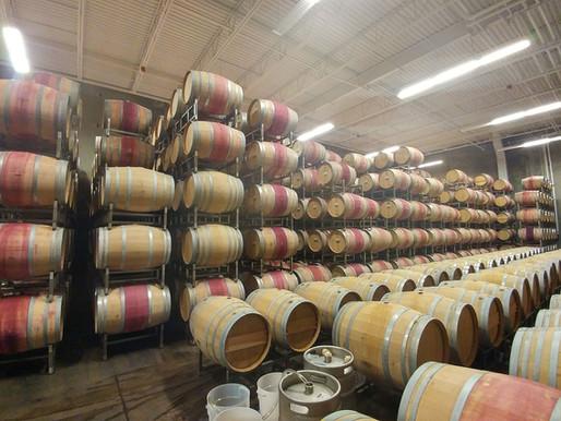Winery Barrel Programmes – Barrel Stacking Arrangement Trade-Offs