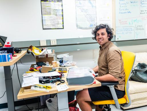 BarrelWise co-founder wins Mitacs Outstanding Entrepreneur award