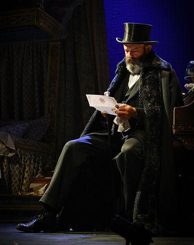 Geoffrey Cantor as Hermann Levi, _My Par