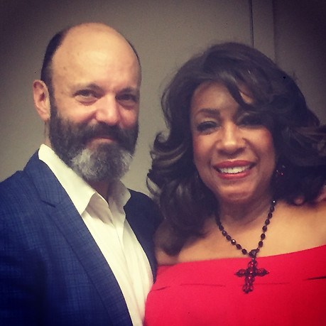 Me and Mary Wilson