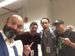 Me and The Godzilla Boys