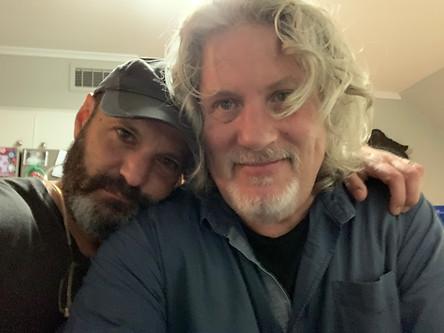 Geof and Steve